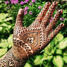 Arabic mehndi designs 56