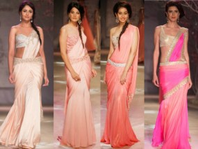 Designer saree trends 16