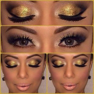 Different makeup looks for eyes 10