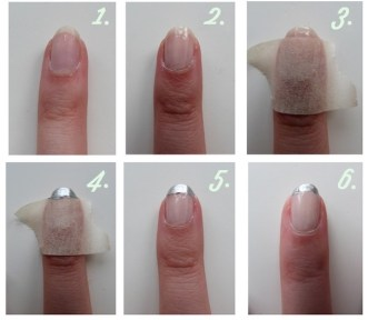 French nail manicure 04