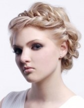 Short curly hairstyles 11