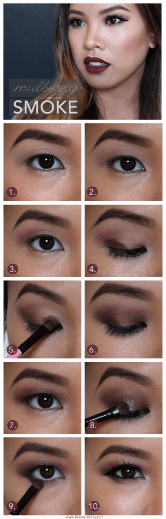 smokey eye makeup 52