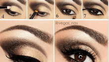 smokey eye makeup 54