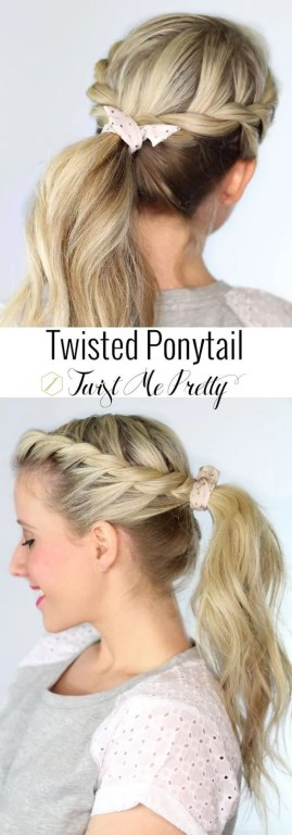 Easy hairstyles 17