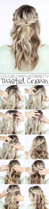 Easy hairstyles 23