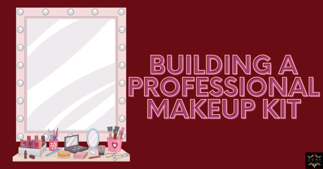 Professional Makeup Kit 01