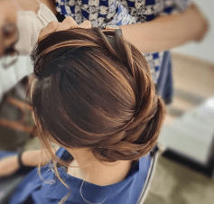 party hairstyles 39