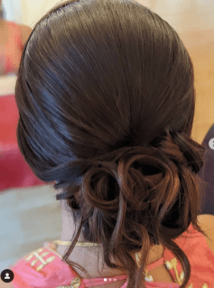 party hairstyles 60