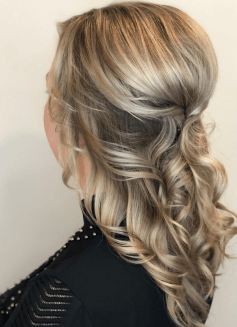 party hairstyles 98