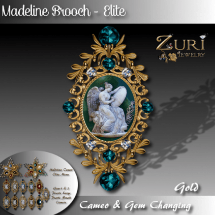 Madeline Brooch Elite