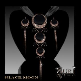 Zuri Rayna~ Black Moon Set