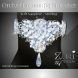 Zuri Rayna - Orchid Bracelet -Soft Sapphire_Sterling (R)PIC