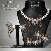 Lotis Collection - Diamond_Gold