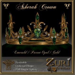 asherah-crown-emerald-parrot-opal-gold