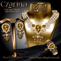 czarina-set-gold-opal_mayan_light-mocha