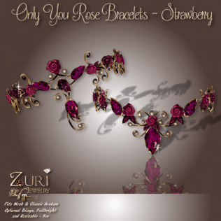 new-countdown-sale-only-you-rose-bracelets-strawberrypic