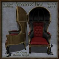 Restored Antique Porter's Chair C5