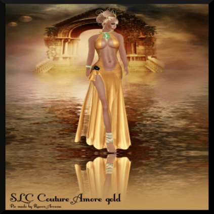 Banner SLC Couture Amore gold
