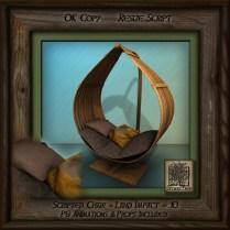 Tropics Teardrop Hanging Chair Ac