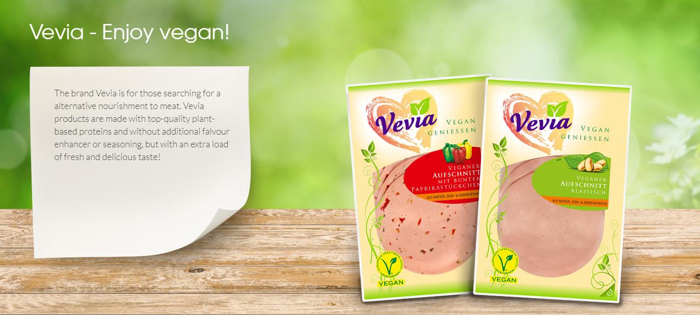 Vevia Products