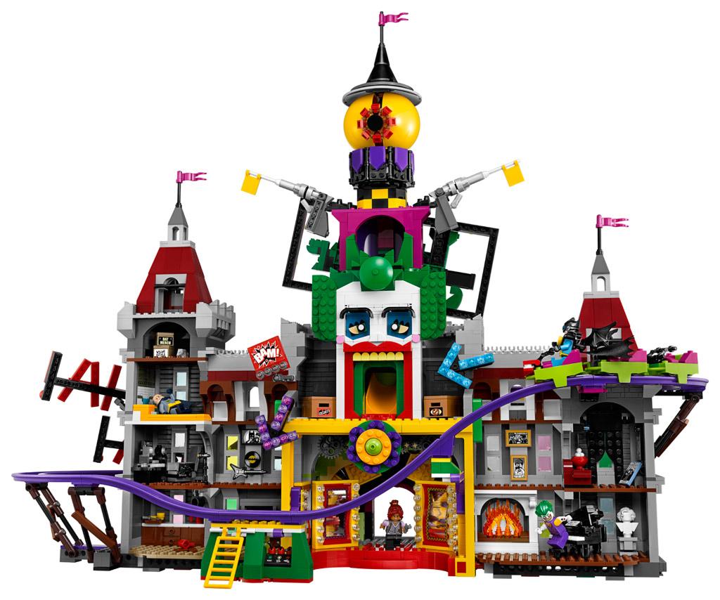 LEGO Joker Manor 70922 Neuer Geniestreich Von Marcos