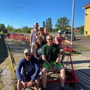 Kanutour in Schweden 11