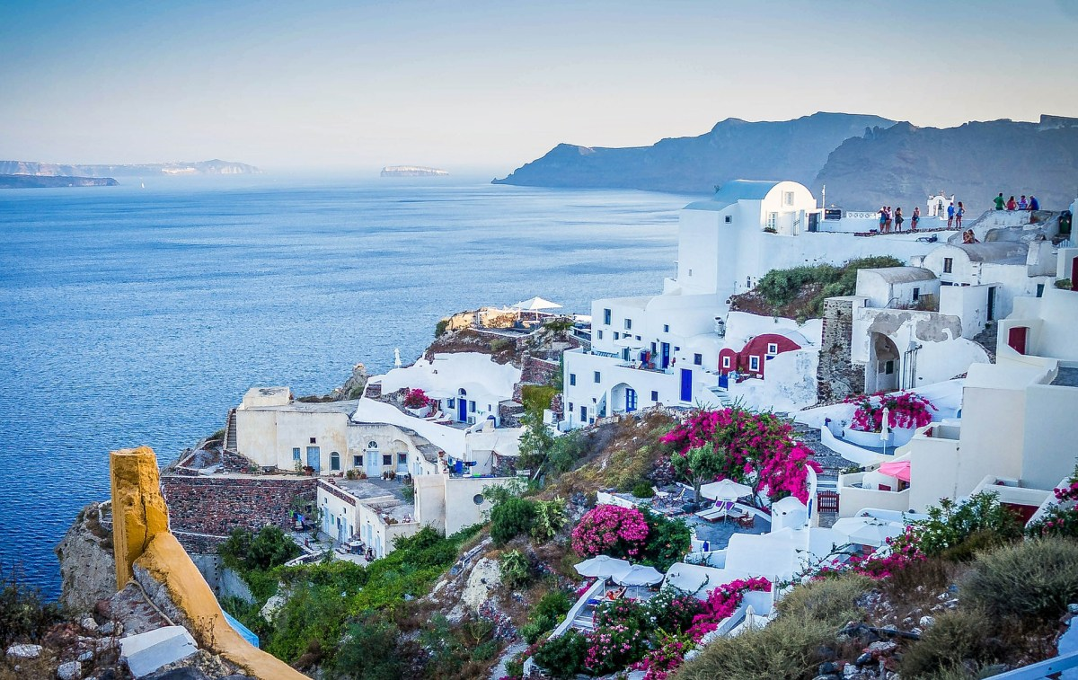 Filmy kręcone na greckich wyspach