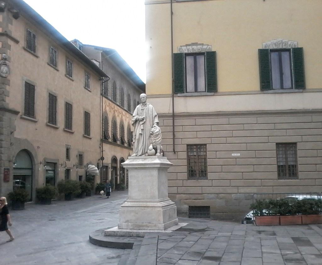 Bazylika św. Franciszka, Arezzo