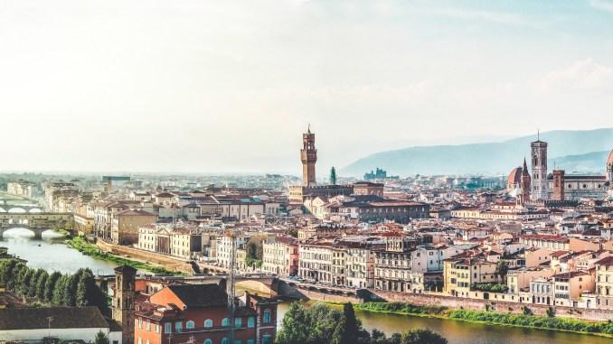 Florencja - 8 toskańskich miast