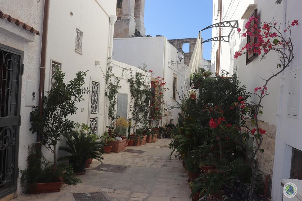 Urokliwe uliczki, Polignano a Mare