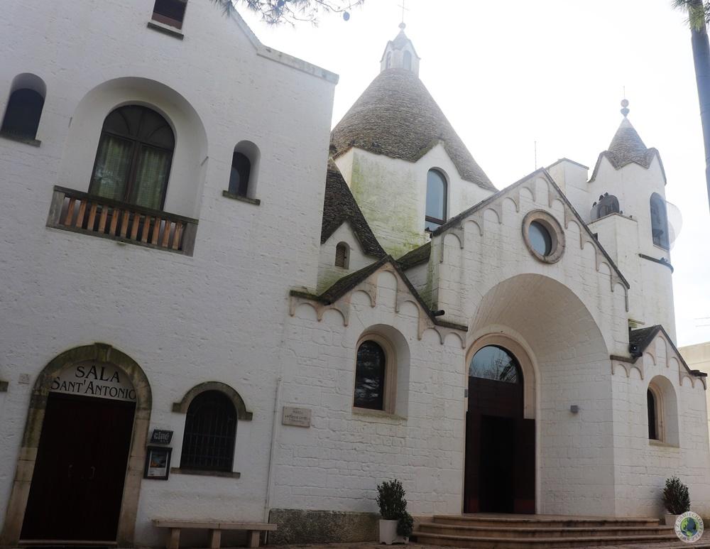 kościół Sant'Antonio di Padova