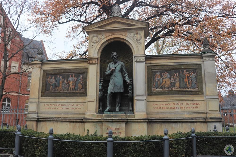 Pomnik Alberta von Grafe
