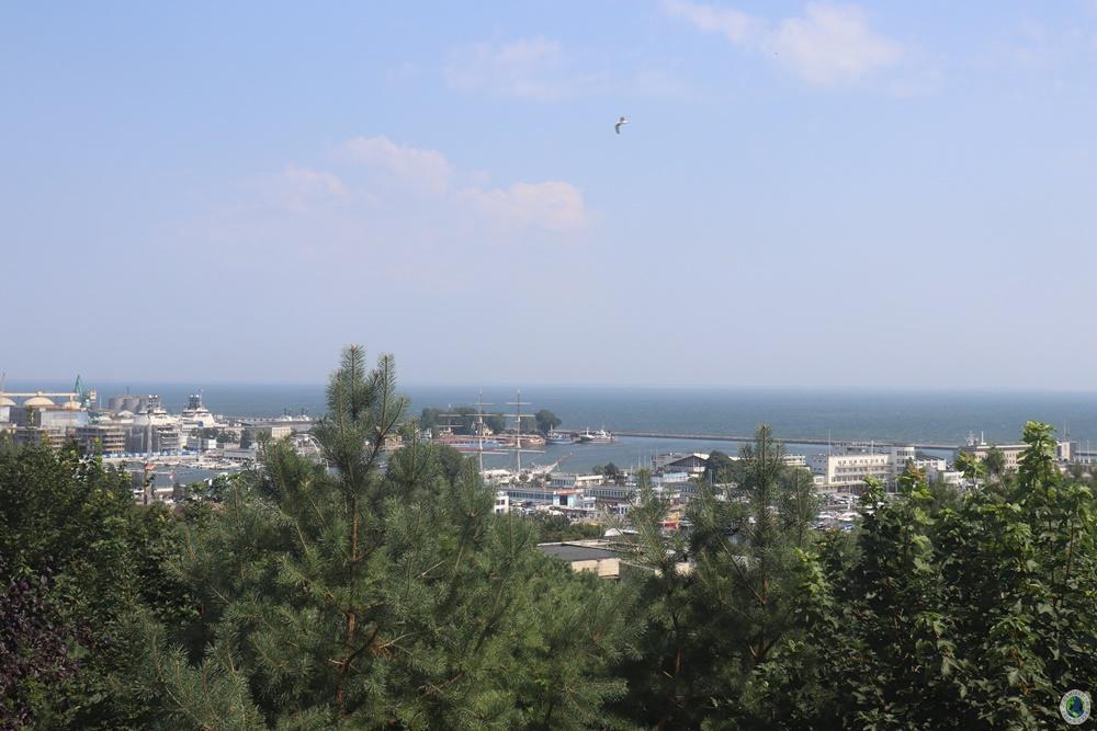 Widok z Kamiennej Góry