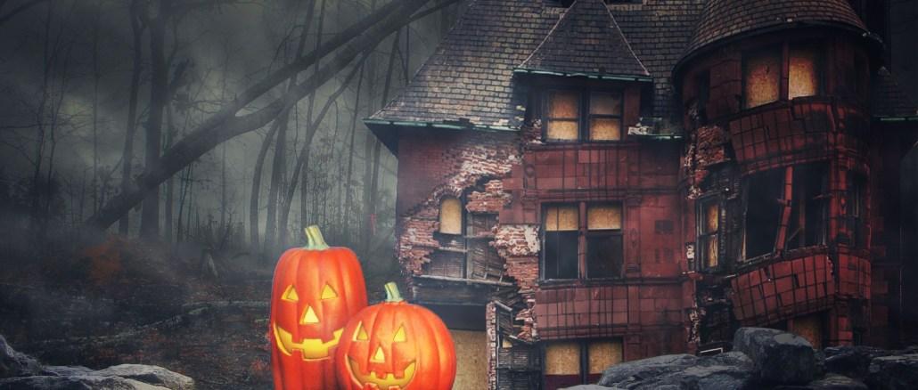 Sposoby na zwiedzanie w klimacie Halloween!