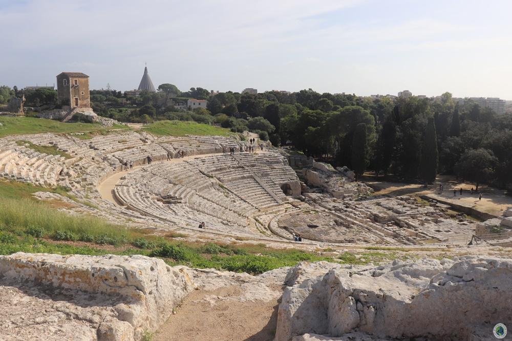 Teatr Grecki, Syrakuzy