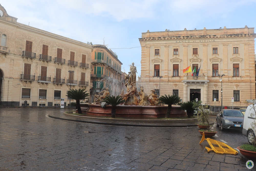 Plac Archimedesa, Syrakuzy