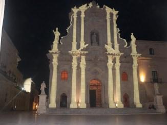 Katedra Narodzenia Najświętszej Maryi Panny, Ortygia