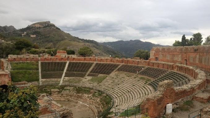 Teatr antyczny w Taorminie