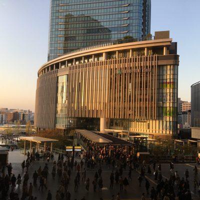 大阪駅近郊