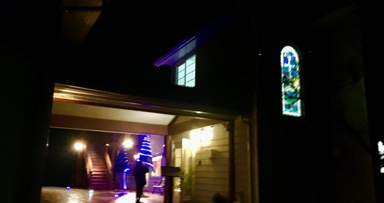 教会でクリスマス会3