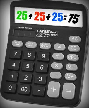 Hauteskunde osteko aritmetikak...