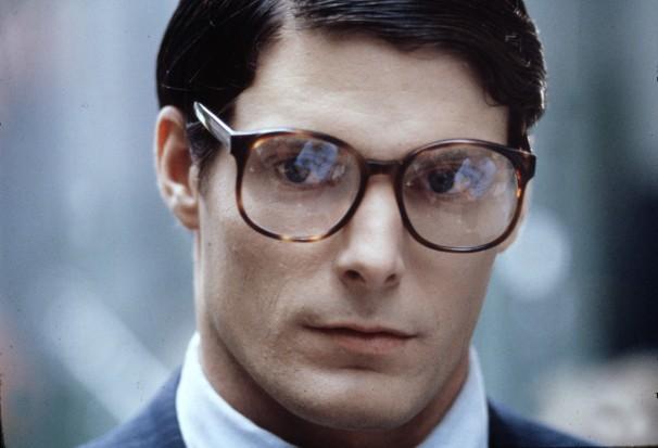 Clark Kent-en antiojoak