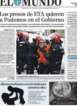 Pablo Iglesias, Javier Esparza Eta Bertze Piztia Batzuk (Bi Gogoeta Eta Zuzenketa Bat)
