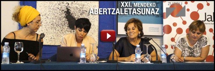 XXI. mendeko Abertzaletasunaz