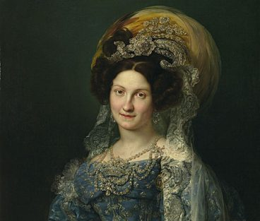 Maria Kristinaren erregeordealdia (1833tik-1840ra)