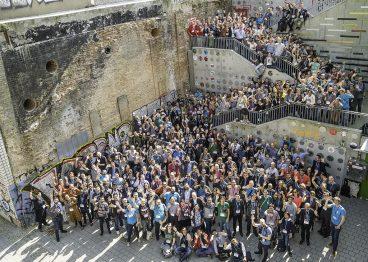 Euskal Wikilariak 2017ko Wikimedia Konferentzian