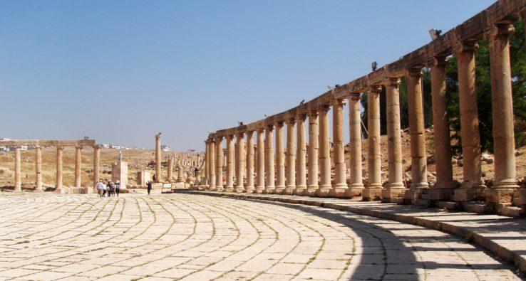 Jerash Jordania