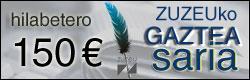 2018ko Zuzeu Gaztea Saria