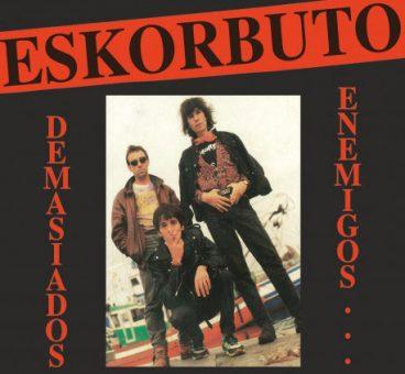 Eskorbuto punk taldeari buruzko dokumentala errodatzen ari dira