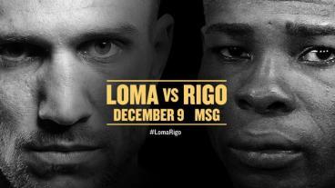 Loma vs Rigo